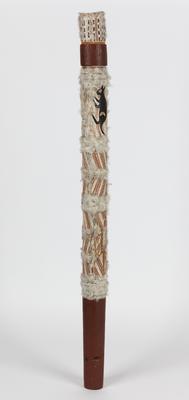 Djuwany pole (Male corner post); 1968; 1968/0XA4