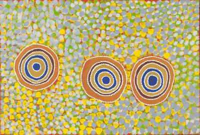 Yatirrtirr, Warrpirn and Wulyarra; 2003; 2008/0077