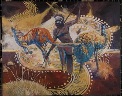 Noongar 6 seasons series - II; 1998; 2010/0093