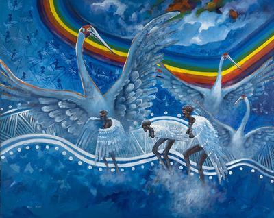 Noongar 6 seasons series - IV; 1998; 2010/0095