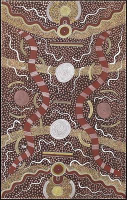 The Winparrku serpents; 1974; 1989/0015