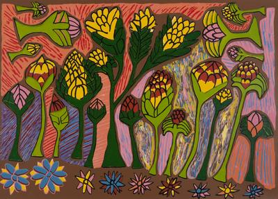 Desert flowers - Partiri