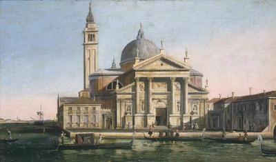 Church of S Giorgio Maggiore, Venice