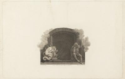 Sin and death; 1792; 1990/0338