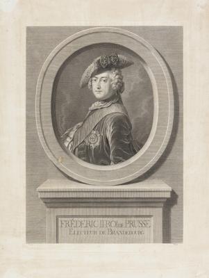 Frederick II King of Prussia