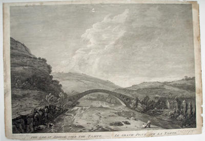 The Great bridge over the Taaffe