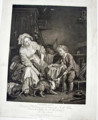 L'enfant gate; c 1750-1803; 1990/0394