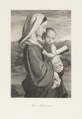 The madonna; c 19th Century; 1990/0414