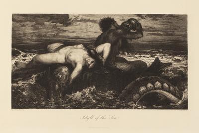 Triton and Nereide