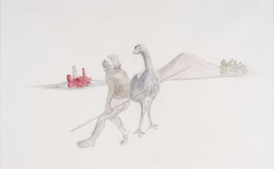 Kanangantja (The emu)