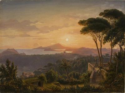 Naples; c 1851; 1992/0077