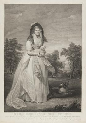 Her Most Gracious Majest, Queen Charlotte