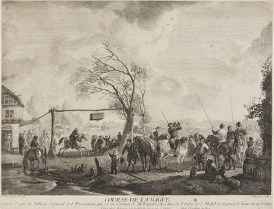 Corpse de la Bague; c 1737-c 1759; 1959/0Q10