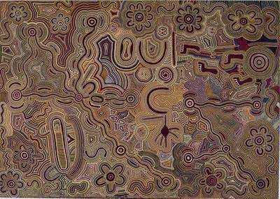 Ngarlu Jukurrpa (Ngarlu Dreaming)