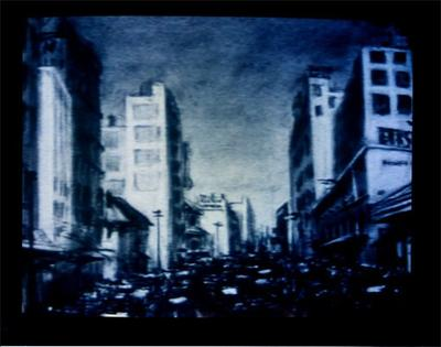 6 `Soho Eckstein' films  (from 'Drawings for Projection' series)