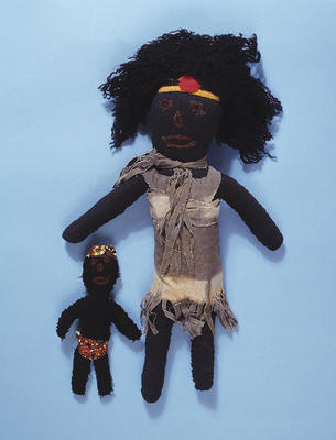 Baby rag doll