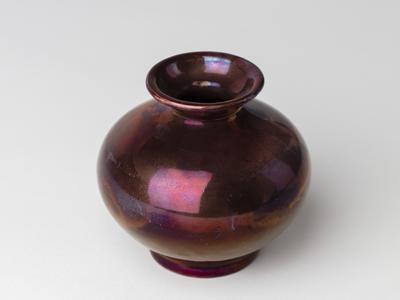 Vase; c 1895; 2001/0191
