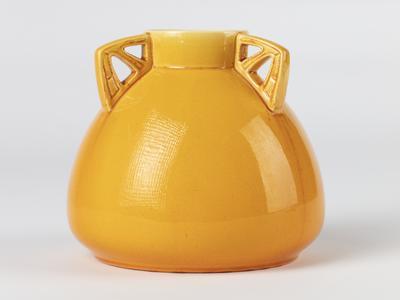 Vase; c 1915; 2001/0198