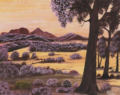 Untitled (SW landscape); 1969; 2001/0249