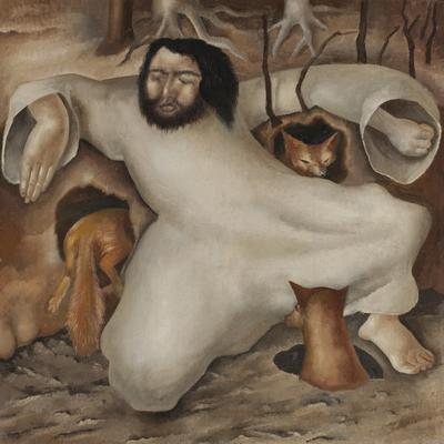 Christ in the Wilderness: