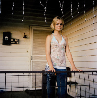 Jess, Wyalkatchem, Summer (from Silence); 2005-2006; 2010/0067.2