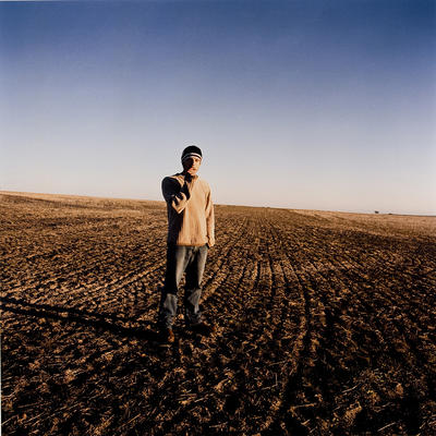 Joseph, Dowerin, Winter (from Silence); 2005; 2010/0067.9