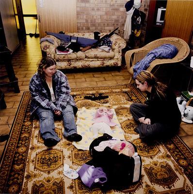 Taryn & Nicky, Dowerin, Winter (from Silence)