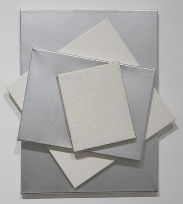 Silver monochrome