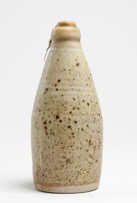 Hovea Pottery Ale Bottle 38