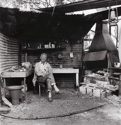 John Argus, prospector, Ora Banda