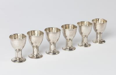 Set of 6 Goblets; 1964; 1986/0006.a-f