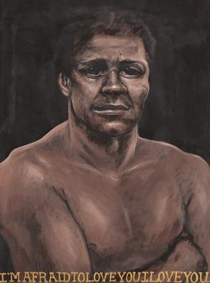 The heavy weight (from the Boxing series)