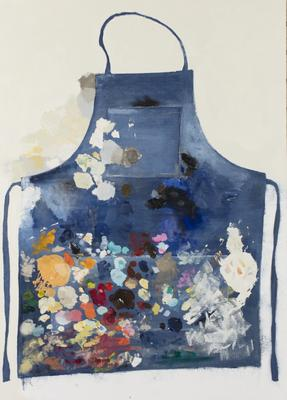 Another apron diptych
