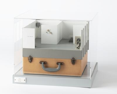 Model for another exhibition