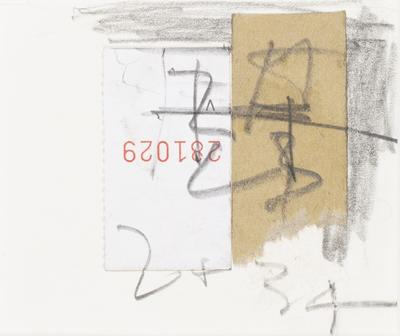 Untitled collage (281029); 1993; 2020/0054