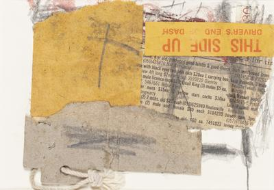 Untitled collage (This side up)