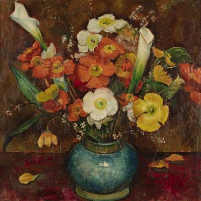 Poppies; 1941; 1973/00P1