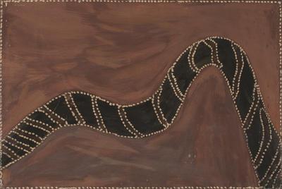 Deadly rock python; c 1985; 1990/0104