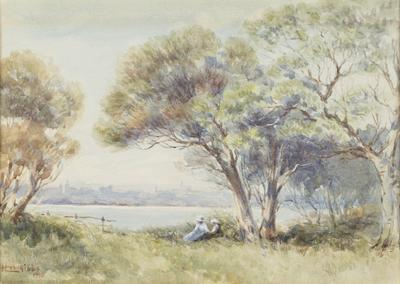 Landscape 1918