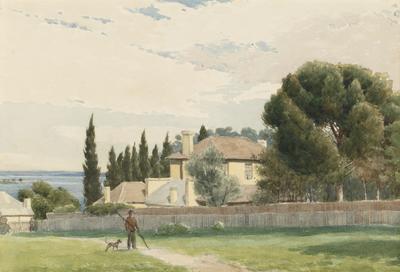 John Stone's House, 'Mount House', Mount Street Perth
