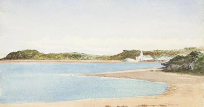 Salt Lakes and Salt House (Rottnest)