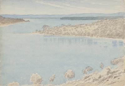 Swan River landscape