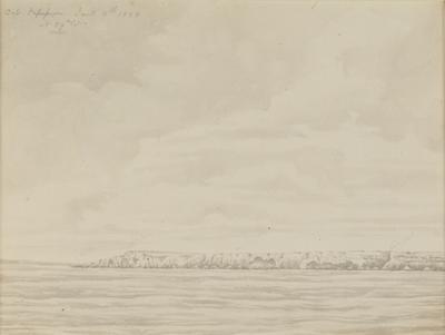 Cape Papepion Jan. 11th 1828