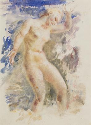 Figure; c 1922-c 1955; 1955/0D13