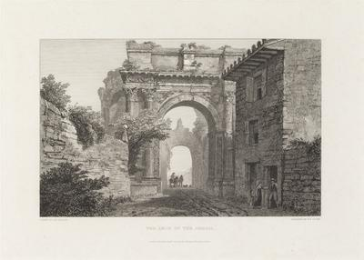 The Arch of the Sergii