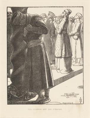 The Pharisee and the publican; 1863; 1987/0235