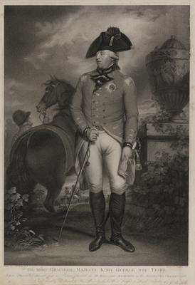 His Majesty King George III; c 1804; 1905/0Q22