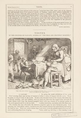 "Vesper: ""Make haste home, children...""; c 1837-c 1905; 1987/0281"