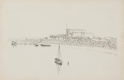 Government House, Rottnest Island; c 1864-c 1922; 1970/0Q80