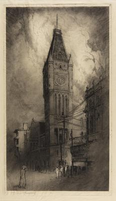 Perth Town Hall; 1916; 1917/00Q1